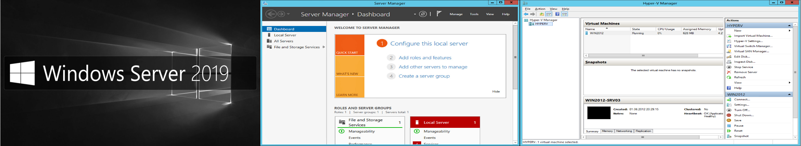 hyper-v manager download windows server 2012 r2
