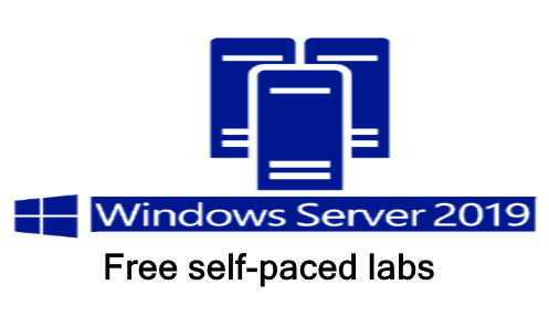 Windows Server 2019 Eval and Self-Paced Labs